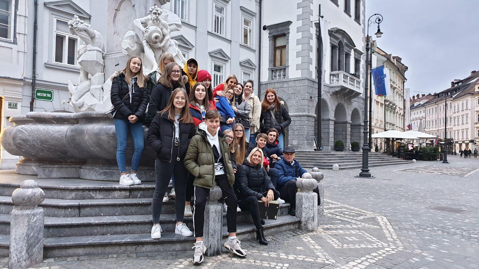 Jezikovni teden v Ljubljani